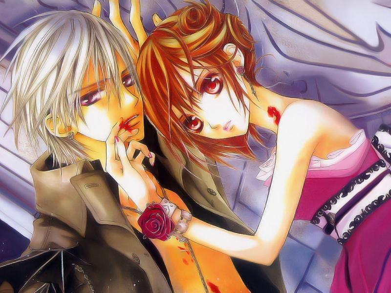 Vampire Knight *** Matsuri Hino*** - Page 7 Vampir45