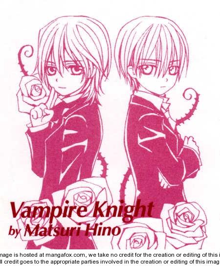 Vampire Knight *** Matsuri Hino*** - Page 7 Vampir49