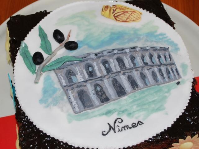 Les Arènes de Nîmes Aranes11