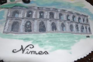 Les Arènes de Nîmes Aranes15