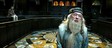 Les contes de Beedle le barde de JK Rowling... Dumble10