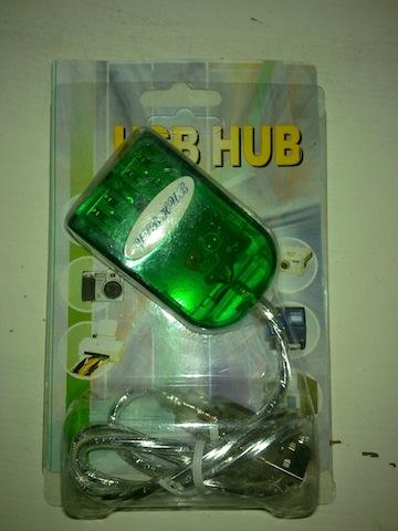 HUB 4 sorties ! 25012010