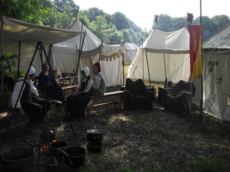 camp médieval de Sterkhofs (Anvers) Cimg0810