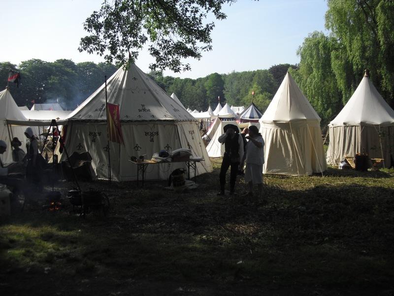 camp médieval de Sterkhofs (Anvers) Cimg0811