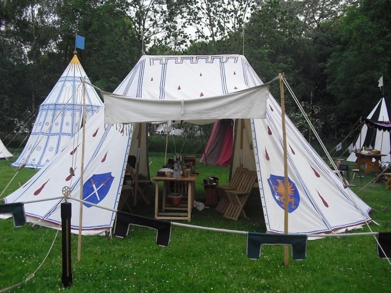 camp médieval de Sterkhofs (Anvers) Cimg0813
