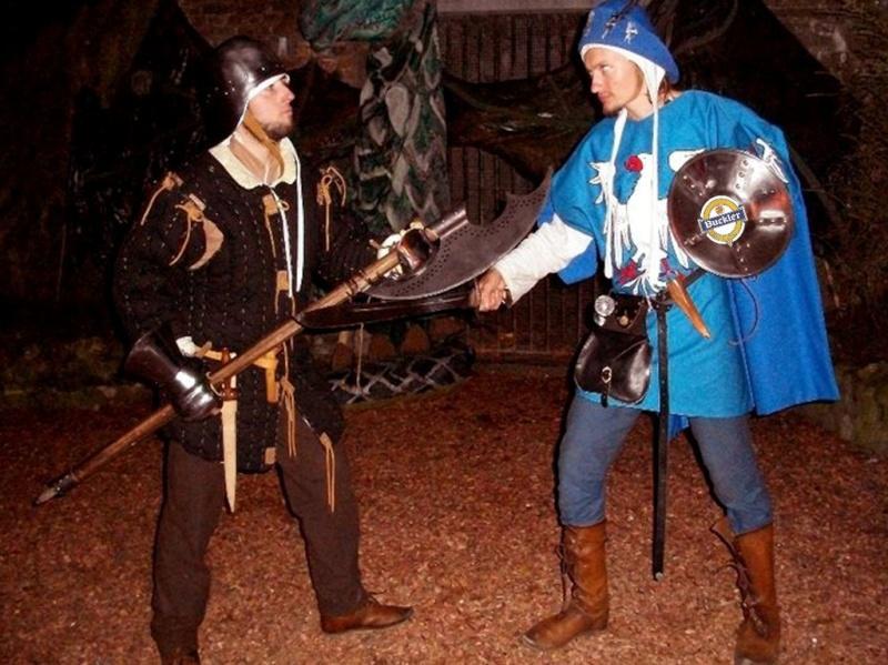 protection de l'archer (le buckler) Photo_11