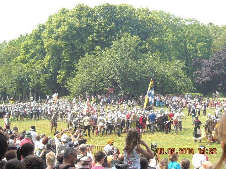 camp médieval de Sterkhofs (Anvers) Sterkh10