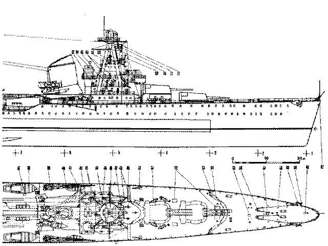 Cacciatorpediniere seconda guerra mondiale (unimatrix0) 110
