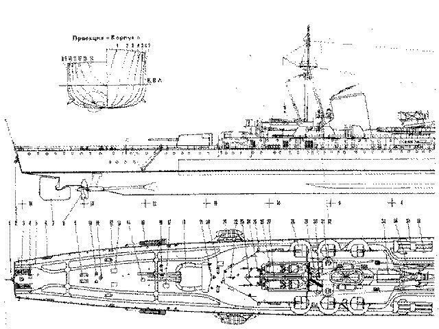 Cacciatorpediniere seconda guerra mondiale (unimatrix0) 210