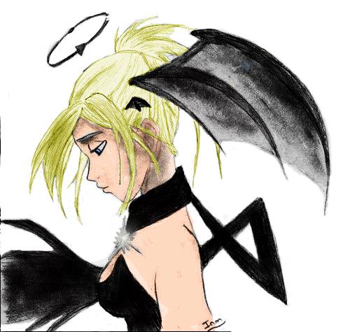 fan art gabriel Dibujo11