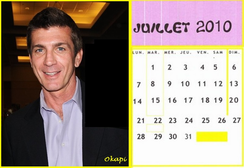 CALENDRIERS - Page 8 Juille16