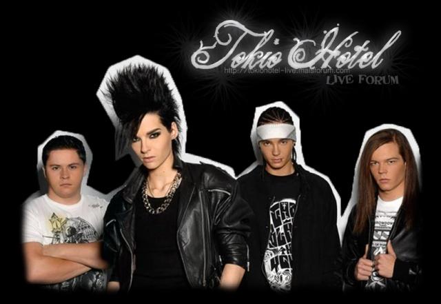 Tokio Hotel-Live