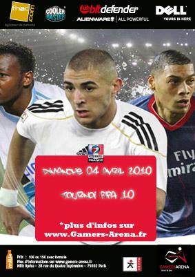 ESWC FRANCE  5ème Etape FIFA10 - Le 04/04/2010 Fly1410