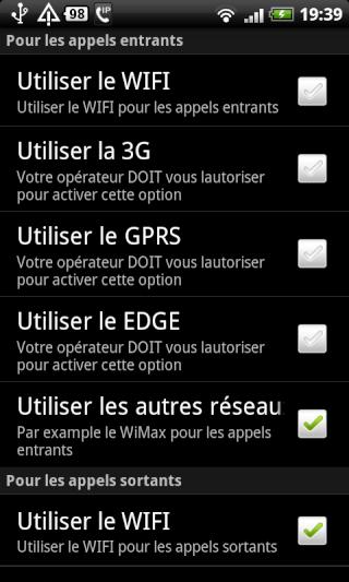 [TUTO] Téléphoner en VOIP sous Android (Tel gratuit) Cip1710