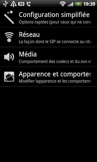 [TUTO] Téléphoner en VOIP sous Android (Tel gratuit) Csip1610