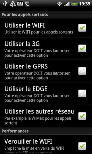 [TUTO] Téléphoner en VOIP sous Android (Tel gratuit) Csip1810