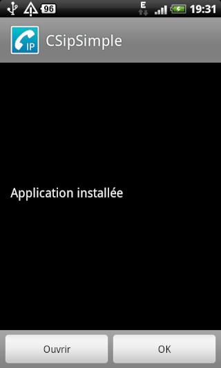 [TUTO] Téléphoner en VOIP sous Android (Tel gratuit) Csip310