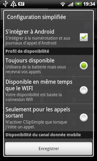 [TUTO] Téléphoner en VOIP sous Android (Tel gratuit) Csip610