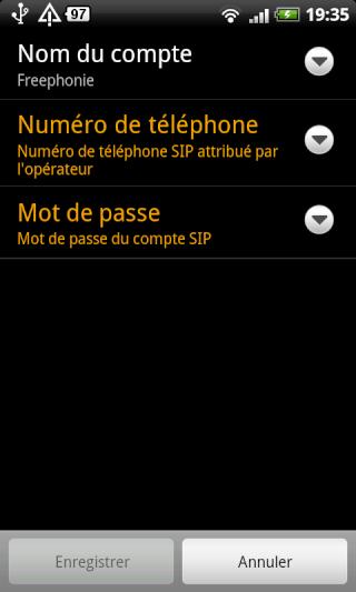 [TUTO] Téléphoner en VOIP sous Android (Tel gratuit) Csip910