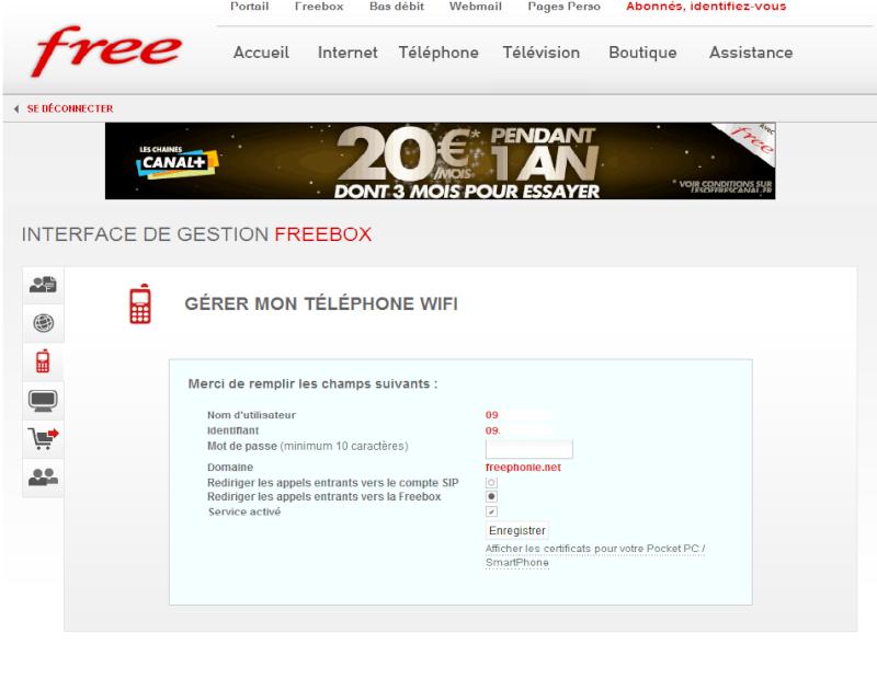 [TUTO] Téléphoner en VOIP sous Android (Tel gratuit) Free310