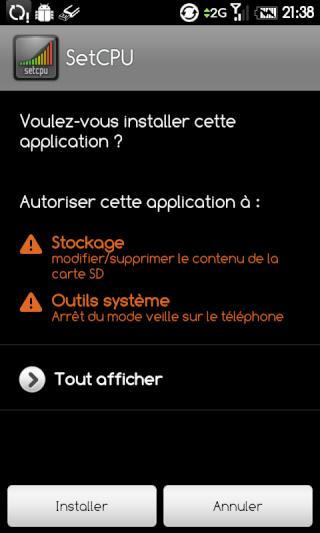[TUTO]Optimiser la batterie sous ANDROID : SetCPU.apk Instal10