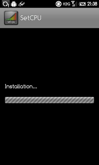 [TUTO]Optimiser la batterie sous ANDROID : SetCPU.apk Instal11