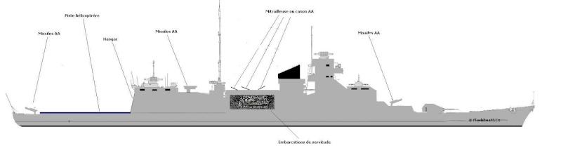Développement croiseur furtif d'aprés un concept de Yuth 02_eug12