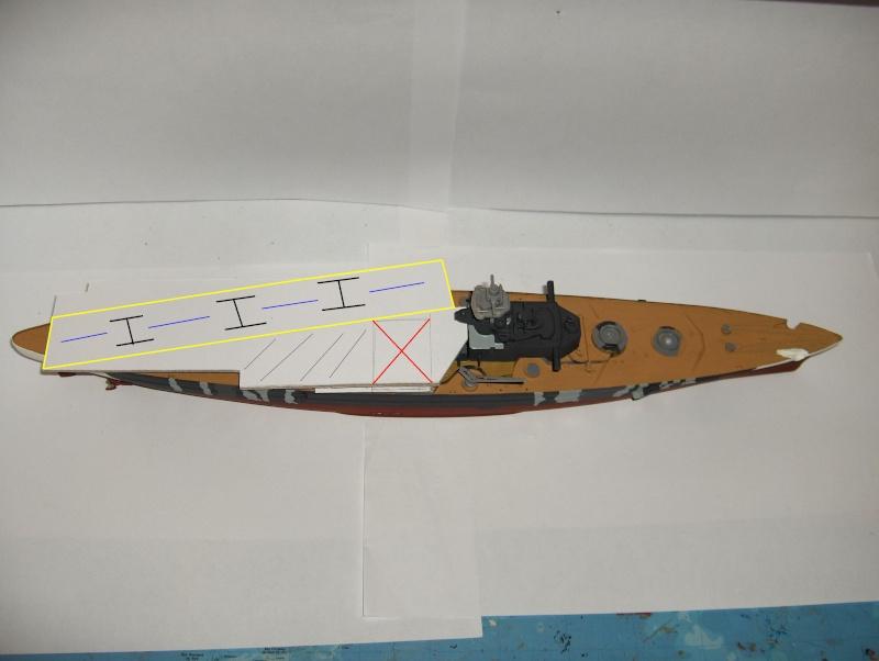 Conversion Tirpitz 1/570 en porte-hélico fictif - Page 2 Hpim0615