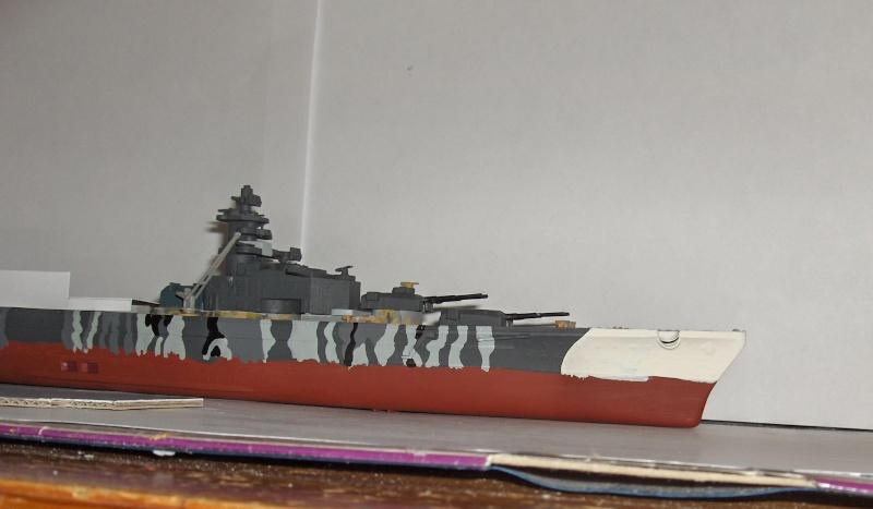 Conversion Tirpitz 1/570 en porte-hélico fictif - Page 2 Hpim0621