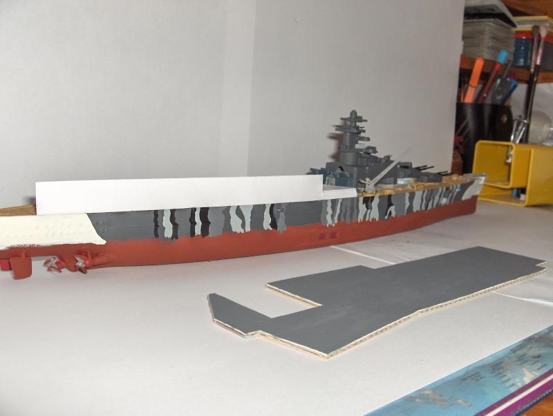 Conversion Tirpitz 1/570 en porte-hélico fictif - Page 2 Hpim0622
