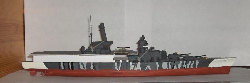 Conversion Tirpitz 1/570 en porte-hélico fictif - Page 2 Hpim0623