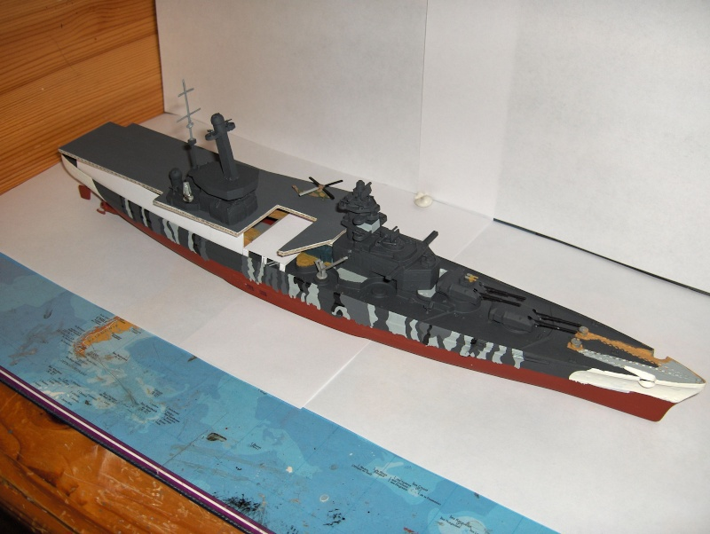Conversion Tirpitz 1/570 en porte-hélico fictif - Page 2 Hpim0626