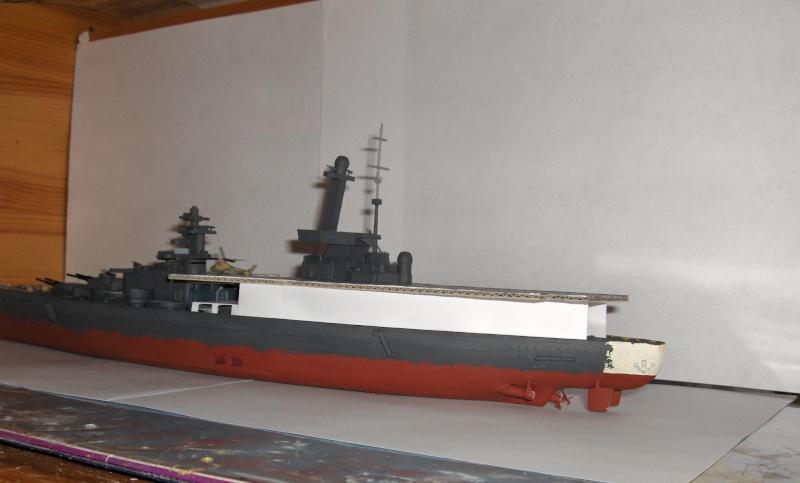 Conversion Tirpitz 1/570 en porte-hélico fictif - Page 2 Hpim0629
