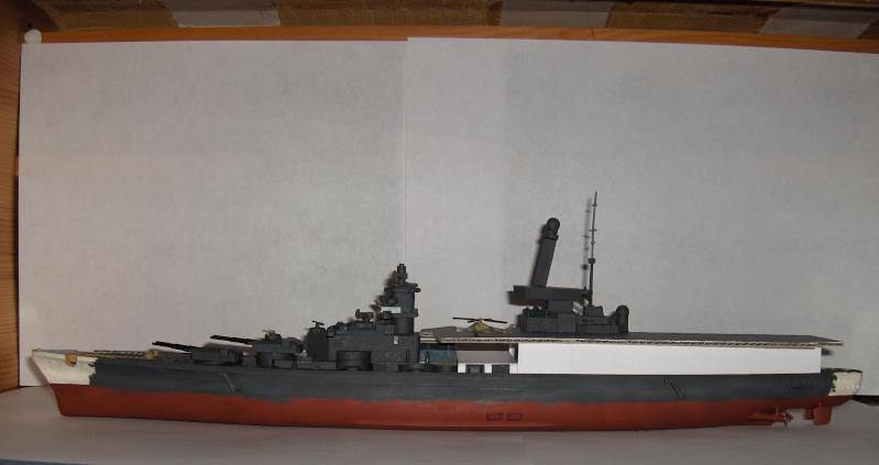 Conversion Tirpitz 1/570 en porte-hélico fictif - Page 2 Hpim0630