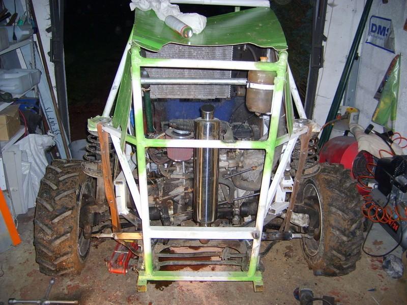 Train arrière autodirectionnel S6000410