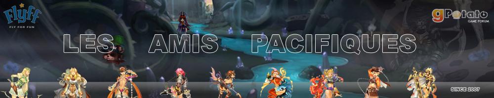 Foro gratis : créer un forum : Les Amis Pacifiques Header13