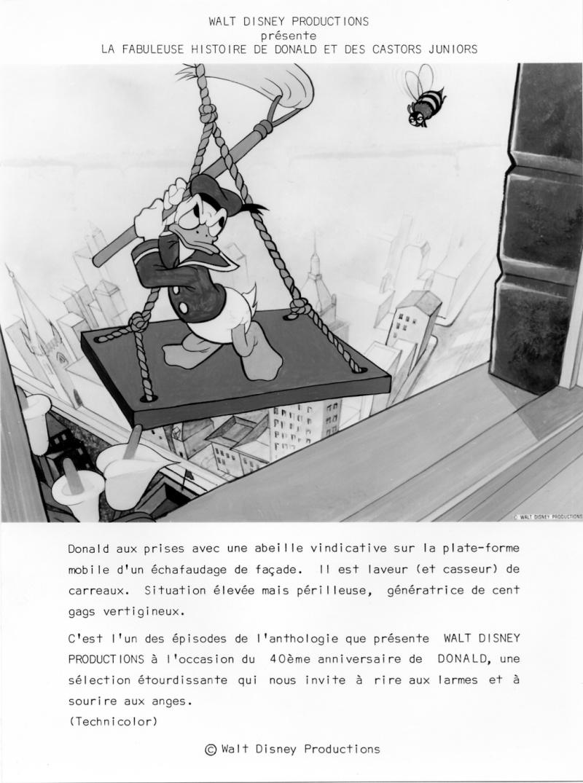 [Walt Disney Animation Studios] La Fabuleuse Histoire de Donald et des Castors Juniors (1975) 1975_011