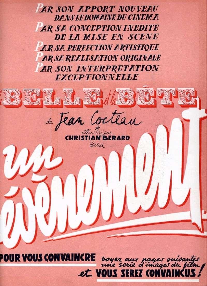 [Cinéma] La Belle et la Bête (1946) Belle_10
