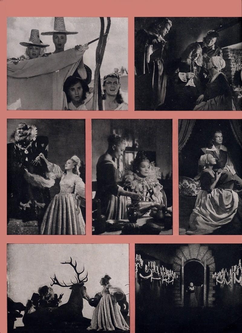 [Cinéma] La Belle et la Bête (1946) Belle_11
