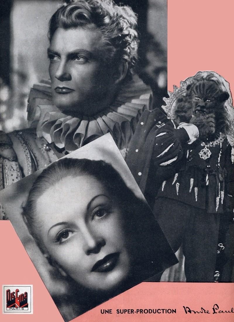 [Cinéma] La Belle et la Bête (1946) Belle_13