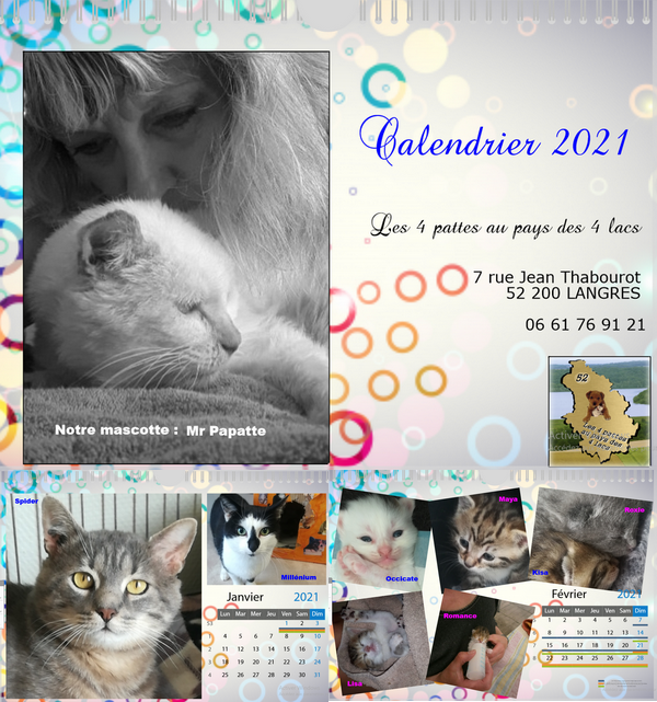 Calendriers 2021 12161810
