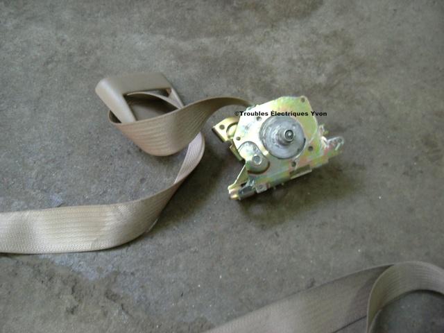 Chevrolet Uplander 2005 Airbag maquillé Garage13