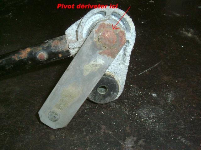 Hyundai Elantra 2000 - 2006, un bras d'essuie-glace qui ne fonctionne pas Hyunda11