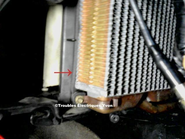 Faire la job correctement, radiateur de chauffage intérieur Photo_19