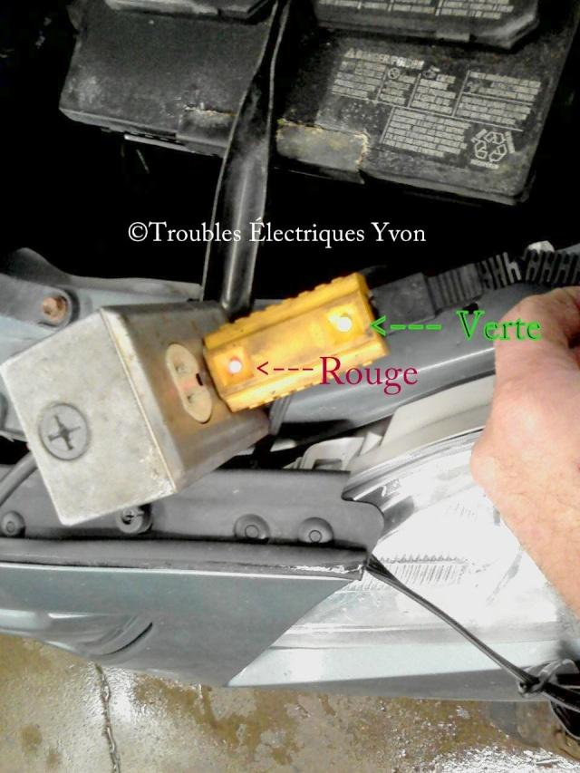 Outil de vérification pour chauffe-moteur Sspx3510