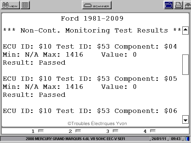 Mode 06 pour missfire de Ford User0011
