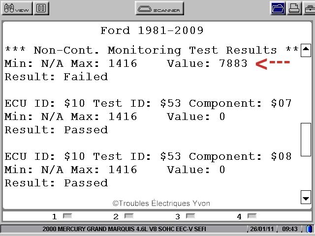 Mode 06 pour missfire de Ford User0012