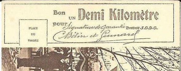 Taxe de Tunis 1912 Cv211