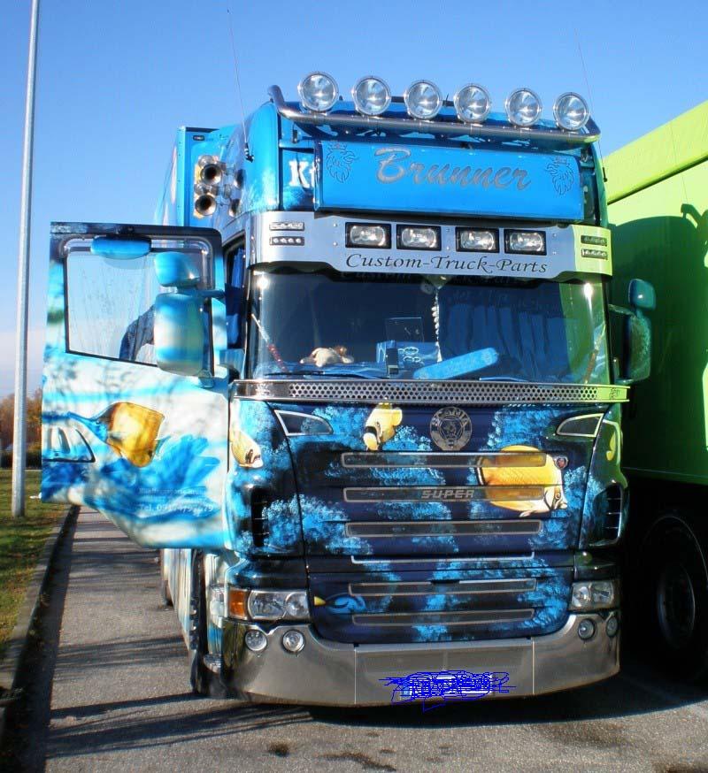 Ozean Truck Tr110