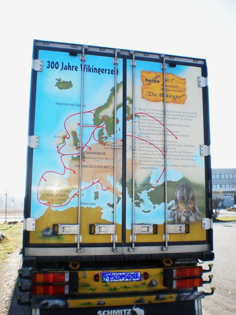 Wikinger Truck Wik210